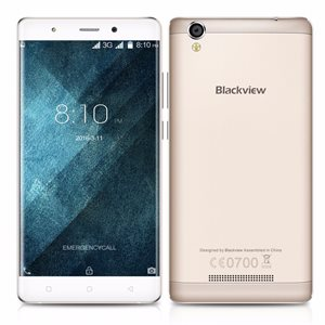 Blackview A8 Champagne Gold