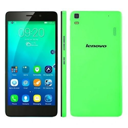 Lenovo K3 NOTE DUOS / GREEN
