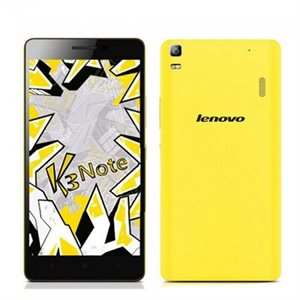 Lenovo K3 NOTE DUOS / YELLOW