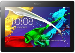 Lenovo Планшет  Tab 2 A10-70L Wi-Fi + 4G 16Gb Black Blue (ZA010015UA)