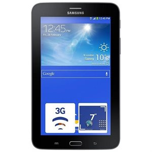 Samsung Планшет  T116 Galaxy Tab3 7.0 Lite 3G 8Gb/ BLACK