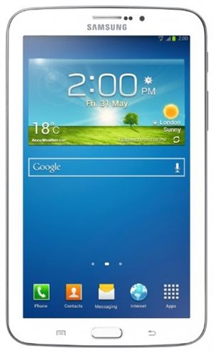 Samsung Планшет  Galaxy Tab 3 7.0 SM-T215 8Gb (White)
