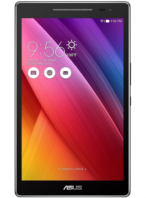 ASUS Планшет  ZenPad 8 16Gb Black (Z380C-1A043A)