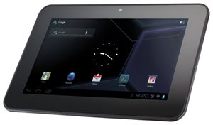 3Q Планшет  Q-pad RC0713B 4Gb (Black)