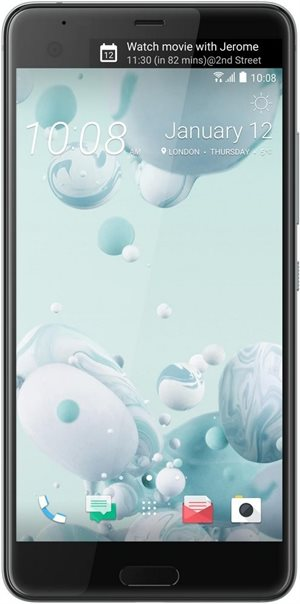 HTC U Ultra 64GB Iceberg White