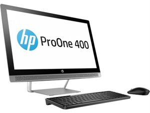 HP ProOne 440 Silver