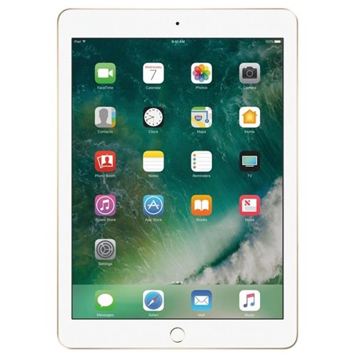 "Apple IPAD 9.7"" (2018) 128GB WiFi Gold"