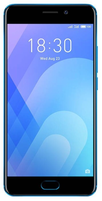 MeiZu M6 Note 3/32GB Dual Blue