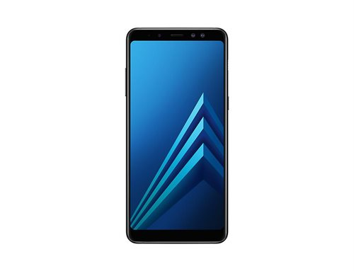 Samsung A8 Plus Galaxy A730F 64GB Dual Black
