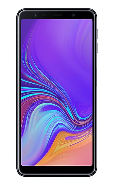 Samsung A7 Galaxy A750F 64GB Dual Black