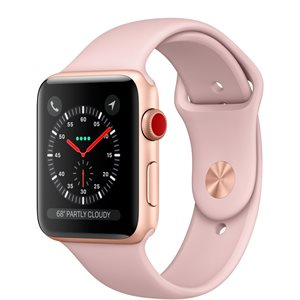 Apple Watch Series 3 42mm GPS+LTE MQK32