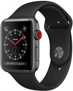 Apple Watch Series 3 42mm GPS+LTE MQK22