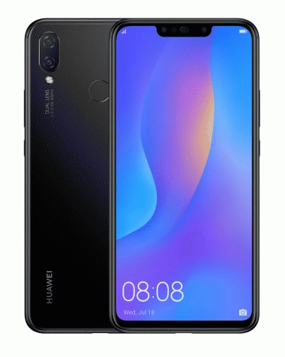 Huawei P Smart Plus 4/64Gb Black