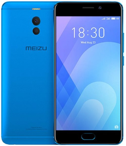 MeiZu M6 Note 4/64GB Dual Blue