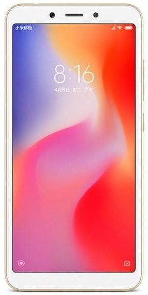Xiaomi Redmi 6 32GB Dual Gold
