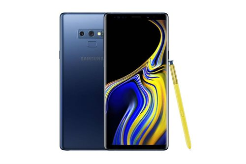 Samsung Note 9 Galaxy N960FD 128GB Dual Blue