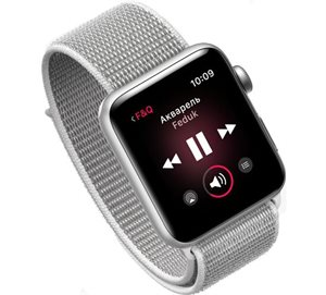 Apple Watch Series 3 42mm GPS+LTE MR1U2