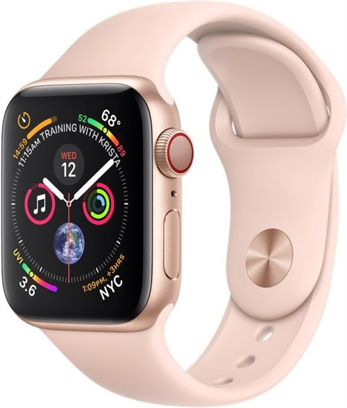Apple Watch Series 4 GPS + LTE 40mm MTVG2