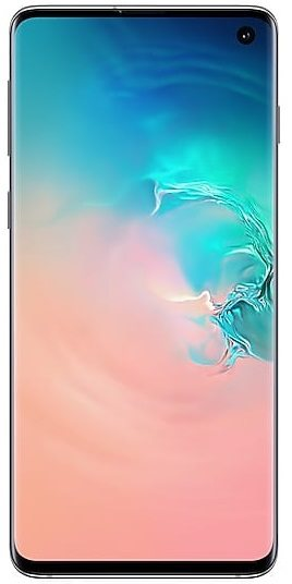 Samsung S10 Galaxy G973F 128GB White