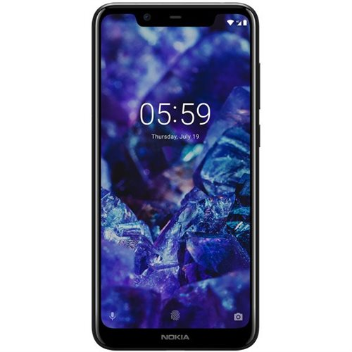 Nokia 5.1 Plus 3/32Gb Dual Black