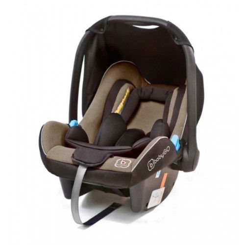 BabyGo Traveller Xp Brown 0-13 kg