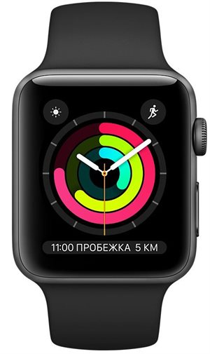 Apple Watch Series 5 GPS 40mm MWV82 Space Gray