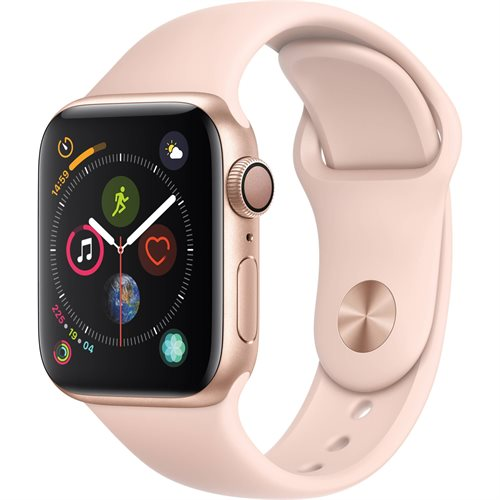 Apple Watch Series 5 GPS 44mm MWVE2 Rose Gold