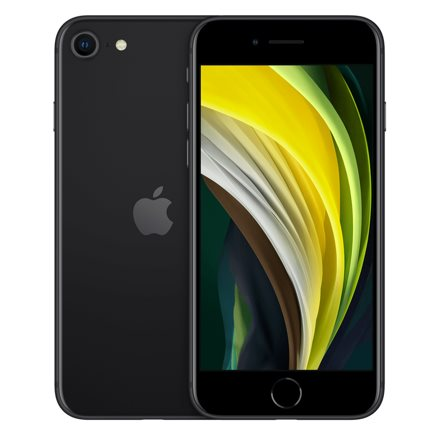 Apple iPhone SE 128GB (2020) Black