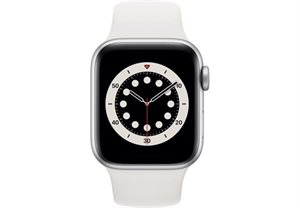 Apple Watch Series 6 GPS 40mm MG283 Silver