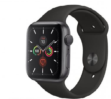Apple Watch Series 5 GPS + LTE 44mm MWWE2 Space Gray