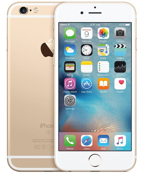 Apple Iphone 6S Plus 128GB Gold