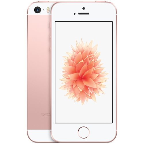 Apple iPhone SE 16GB Rose Gold