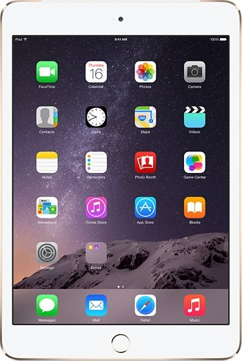 Apple iPad Air 2 64GB 4G Gold