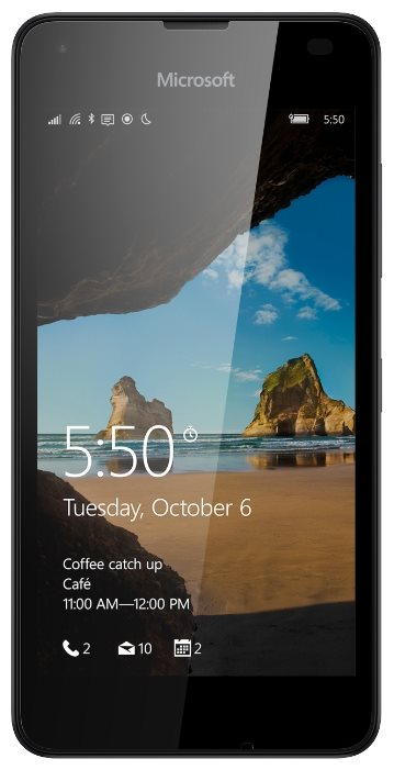 Microsoft Lumia 550/ BLACK