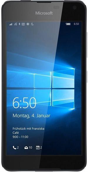 Microsoft Lumia 650 Dual Sim 16Gb Black