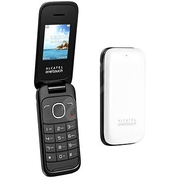 Alcatel 1035D DUOS/ WHITE