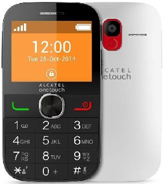 Alcatel 2004G WHITE
