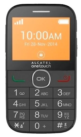 Alcatel 2004G BLACK