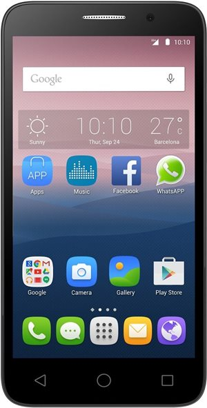 Alcatel POP 3 (5) 5015D 4Gb Silver
