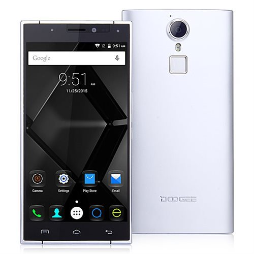 Doogee F5 16Gb Silver