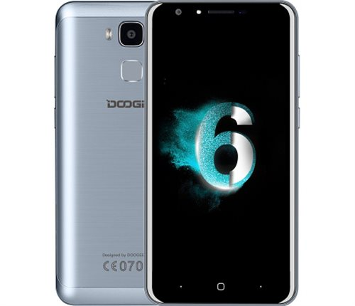 Doogee Y6 Moon Blue