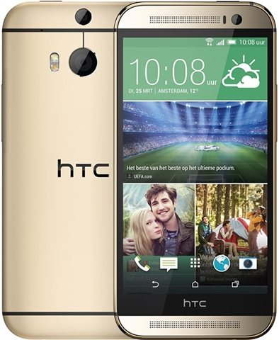 HTC One M8 16Gb Gold