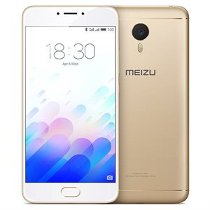 MeiZu M3 Note 16Gb Gold