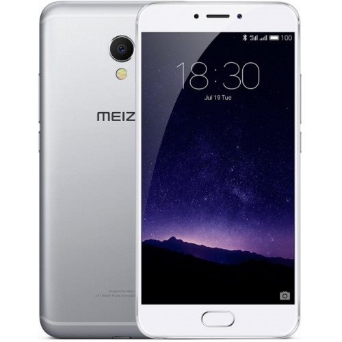 MeiZu MX6 4/32Gb Silver White