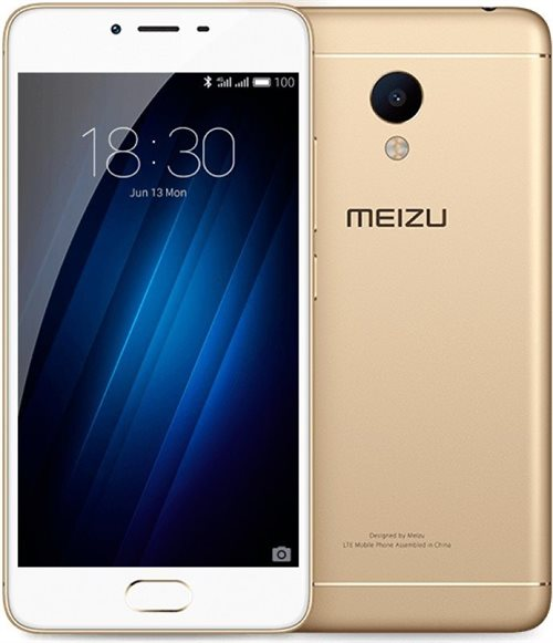 MeiZu M3s 16Gb Gold