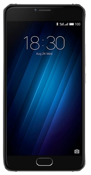MeiZu U10 32Gb Black