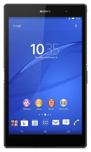 Sony Планшет  Xperia Z3 Tablet Compact LTE SGP621 16Gb Black