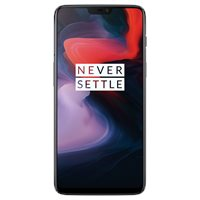 OnePlus 6 A6000 6/64Gb Dual Mirror Black