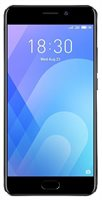 MeiZu M6 Note 3/16Gb DualSim Black